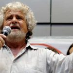FEBRUARY – The general election saw comedian Beppe Grillo's Five Star Movement appear as a surprise third force, supposedly due to his use of social media, but the overall result was a deadlock which would not be resolved until late April. Grillo (pictured) rejected coalitions with the other parties, leading to an eventual coalition between the centre-left and centre-right, headed by Enrico Letta.Photo: Alberto Pizzoli/AFP