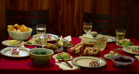 Woman dies after 'toxic' Christmas meal