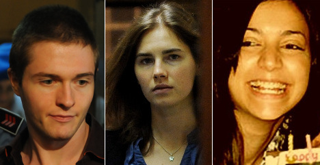 Knox and Sollecito guilty of Kercher murder