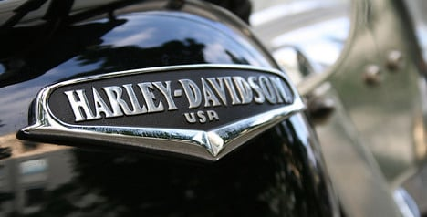 Pope's Harley-Davidson put up for auction
