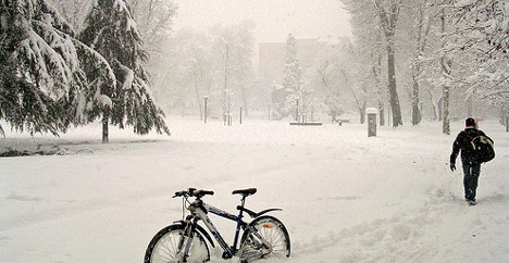 Heavy snow to hit north and central Italy