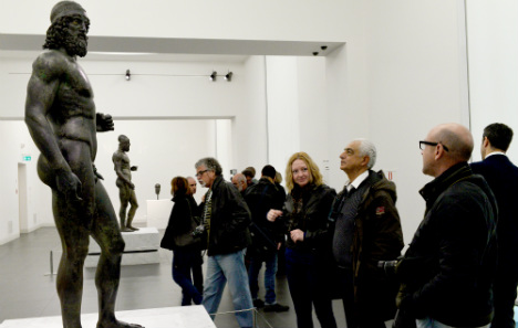 Greek bronzes raise hope of southern Italy revival
