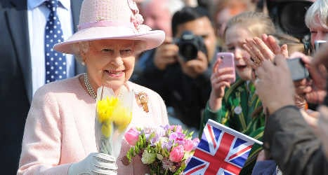 Britain's Queen could visit Italy this year