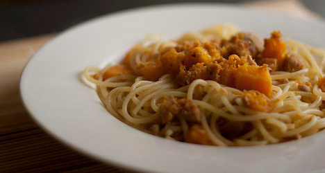 Italians take to Instagram for food contest