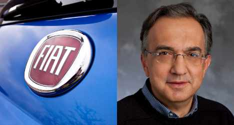 The Fiat chief executive who took on the US