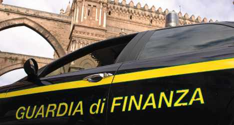 More Italians are dodging tax: police