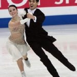 ANNA CAPPELLINI AND LUCA LANOTTE, ICE DANCE PAIRS - These ice dancers are more than just pretty faces; together they are the 2014 European champions and three-time Italian national champions.Photo: David W. Carmichael/Wikicommons