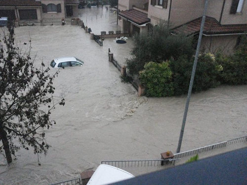 In pictures: Floods hit northern Italy