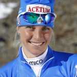 ELISA BROCARD, CROSS COUNTRY SKIING - The 30-year-old from Aosta has been competing internationally for 11 years. Photo: Coni