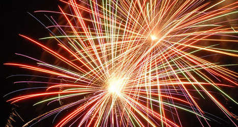 Two people lose hands after firework explodes