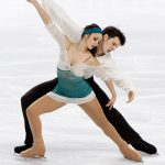 STEFANIA BERTON AND ONDŘEJ HOTÁREK, ICE DANCE, PAIRS - It's their first time at the Winter Olympics, but Berton and Hotárek are strong contenders, having been crowned Italian national champions three times.Photo: David W. Carmichael/Wikicommons