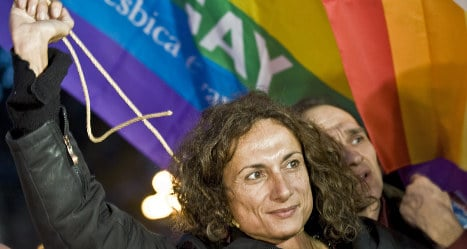 Italian arrested in Sochi for holding gay banner