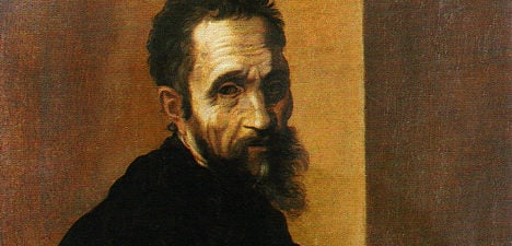 Michelangelo was skilled forger: French claim