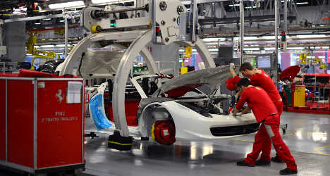 Recovery hopes dwindle as Italian industry lags