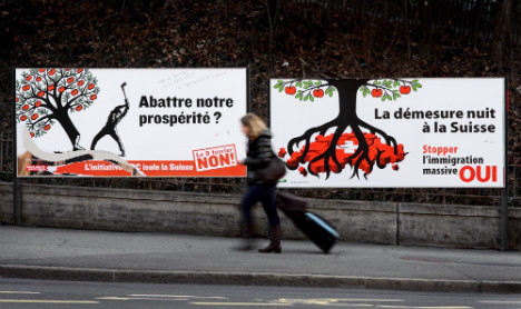 Swiss vote will 'fuel right-wing populism'