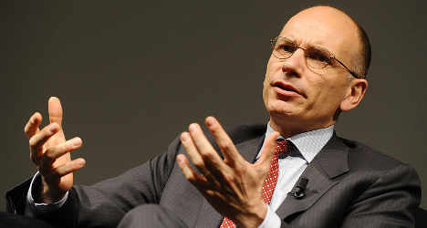 PM Letta rejects 'gossip' and vows to stay