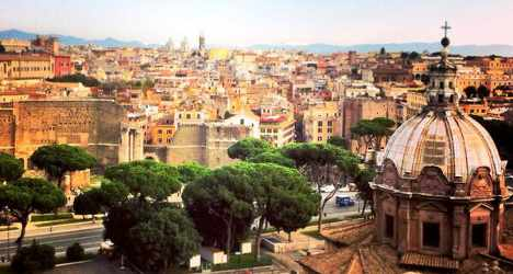 Bankrupt Rome 'will come to a standstill'
