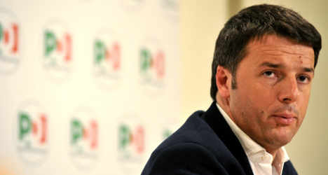Renzi to be picked as Italy's youngest PM