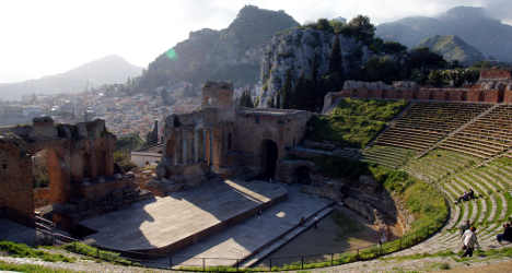 Top ten places to propose in Italy
