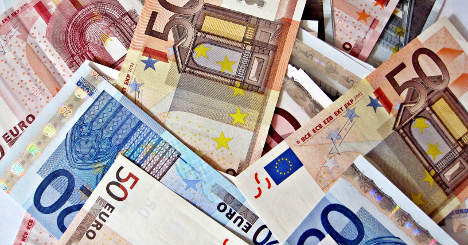 Italians pay almost as much tax as the Swedes