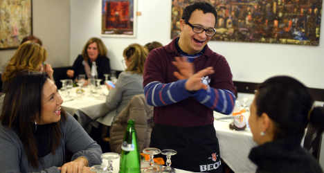 Disability restaurant a 'great victory' in Rome