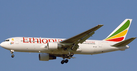 Rome flight forced to land after hijacking