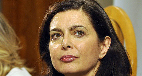 Top Italian MP threatened with bullet and acid