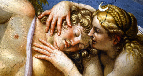 Renaissance frescos to get a makeover in Rome