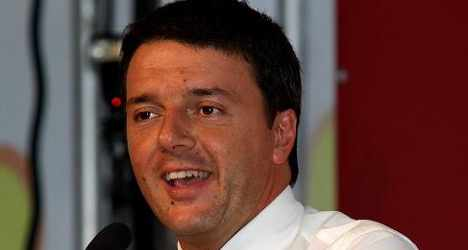 From cycling boy scout to Italian prime minister?
