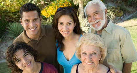 Most young Italians still live with their parents