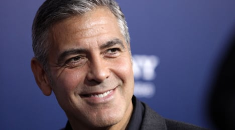 '50 Shades' inspiration helps Clooney buy home