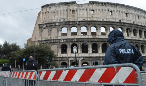 Rome workers lament Obama visit