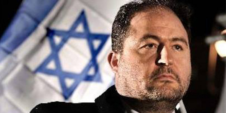 Pig's head sent to home of Jewish group chief