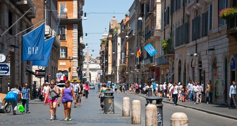 Foreigners beat Italians in new businesses