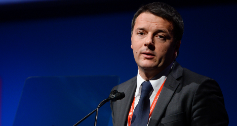 Renzi rings changes for Italy with €10bn tax cuts