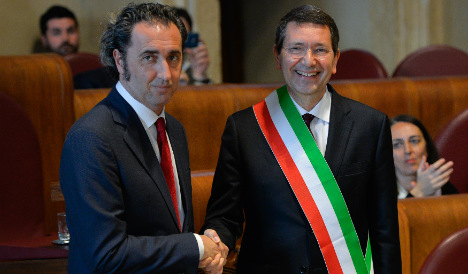 Paolo Sorrentino given freedom of Rome