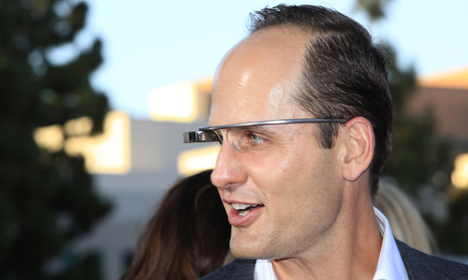 Italy's Luxottica adds style to Google glasses