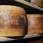 """<b>Cheese Whisperer</b> Testing the quality of Italy's Parmigiano-Reggiano takes more than just taste buds. In order to ensure the cheese has the correct form and structure, people have been trained to tap each wheel and know just by the sound whether it is up to standard.Photo: <a href=""""http://www.shutterstock.com/pic-175124351/stock-photo--dairy-industry.html?src=g14arzjTl7Jomfxp1Nw_IQ-1-35"""">Shutterstock</a>"""