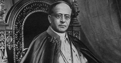 Archive of papal talks goes online