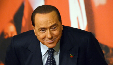 Berlusconi to start care home work on May 9th