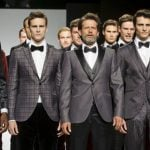 """<blockquote class=""""twitter-tweet"""" lang=""""en""""><p>Landed in the middle of men&#39;s fashion week. Feel like I look like a hobbit compared to these supermodels! <a href=""""https://twitter.com/search?q=%23milanproblems&amp;src=hash"""">#milanproblems</a></p>&mdash; Andy Ruscoe (@AndyRuscoe) <a href=""""https://twitter.com/AndyRuscoe/statuses/217562011662434304"""">June 26, 2012</a></blockquote> <script async src=""""//platform.twitter.com/widgets.js"""" charset=""""utf-8""""></script>Photo: <a href=""""http://shutr.bz/1pJP3Sy"""">Shutterstock</a>"""