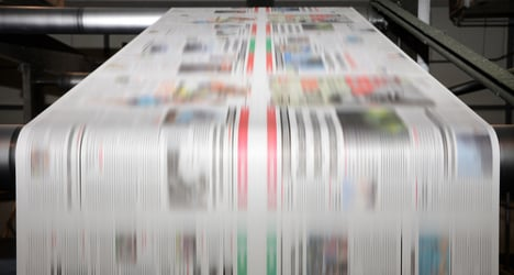 Italy's newsstands set to empty as strike hits