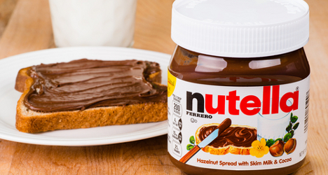 Italian 'emblem' Nutella turns 50 with parties