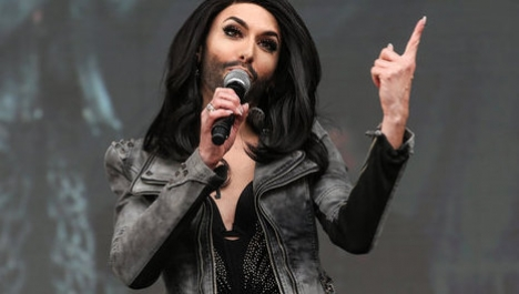 Top MP says Eurovision star is 'horrible'
