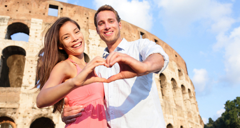 Rome paves way for Colosseum weddings
