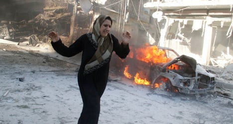 Italian aid worker freed from Syria
