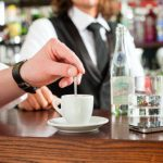 """You drink your coffee standing up, quickly. Photo: <a href=""""http://shutr.bz/1j7tMsQ"""">Shutterstock</a>"""