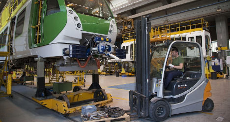 Finmeccanica settles row over faulty Belgian trains