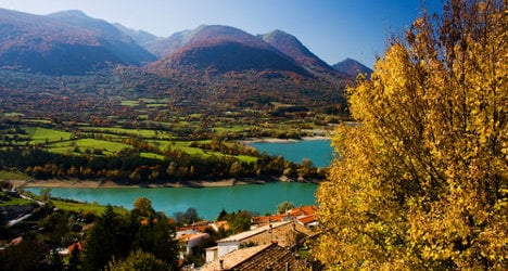 Top ten cycling routes in Italy