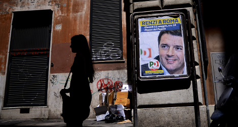 Live blog: EU elections in Italy 2014